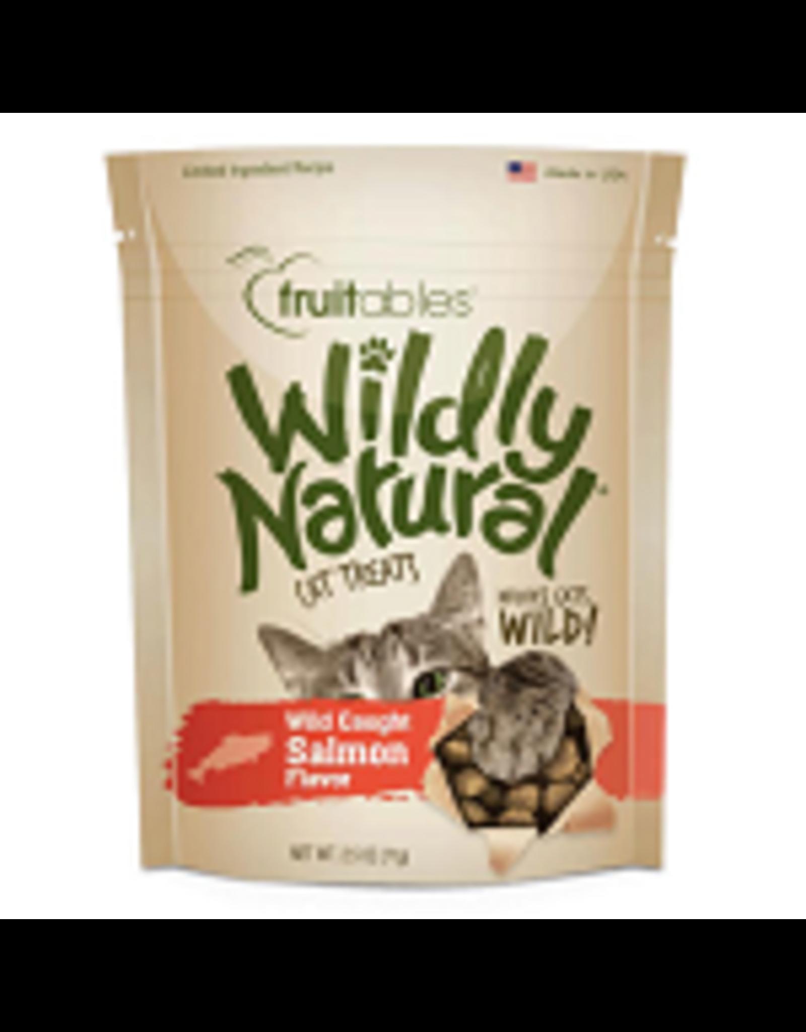Fruitables FRUITABLES Cat Wildly Natural Salmon 2.5oz