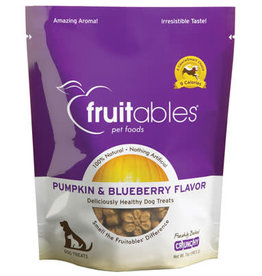 Fruitables FRUITABLES Pumpkin & Blueberry 7oz