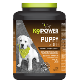 K9 Power K9 POWER Puppy Gold 4#