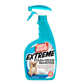 Simple Solution SIMPLE S Extreme Stain  Odor 32oz Spray