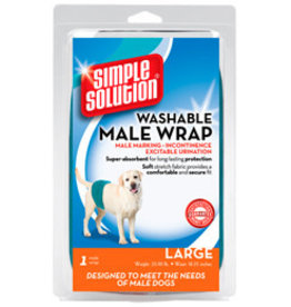 Simple Solution SIMPLE S Male Diaper Wrap L