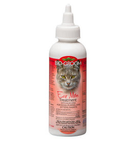 Biogroom BIOGROOM EarMite Treatmnt 4oz