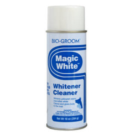 Biogroom BIOGROOM Magic White Spray 10oz