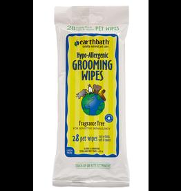 Earthbath EARTHBATH Wipes Hypo-Allergenic 28ct