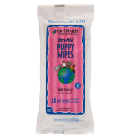 Earthbath EARTHBATH Wipes Puppy 28ct