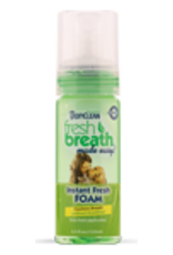 TropiClean FRESH BREATH Oral Care Foam 4.5oz