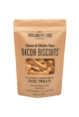Portland Pet Food PORTLAND PET FOOD Biscuits GF Bacon 5oz