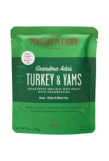 Portland Pet Food PORTLAND PET FOOD Turkey  Yams 9oz Pouch