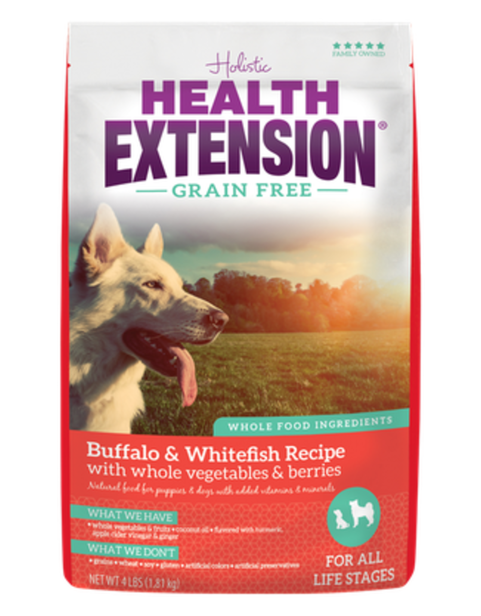 Health Extension H.EXTENSION GF Buf/Fsh 23.5#