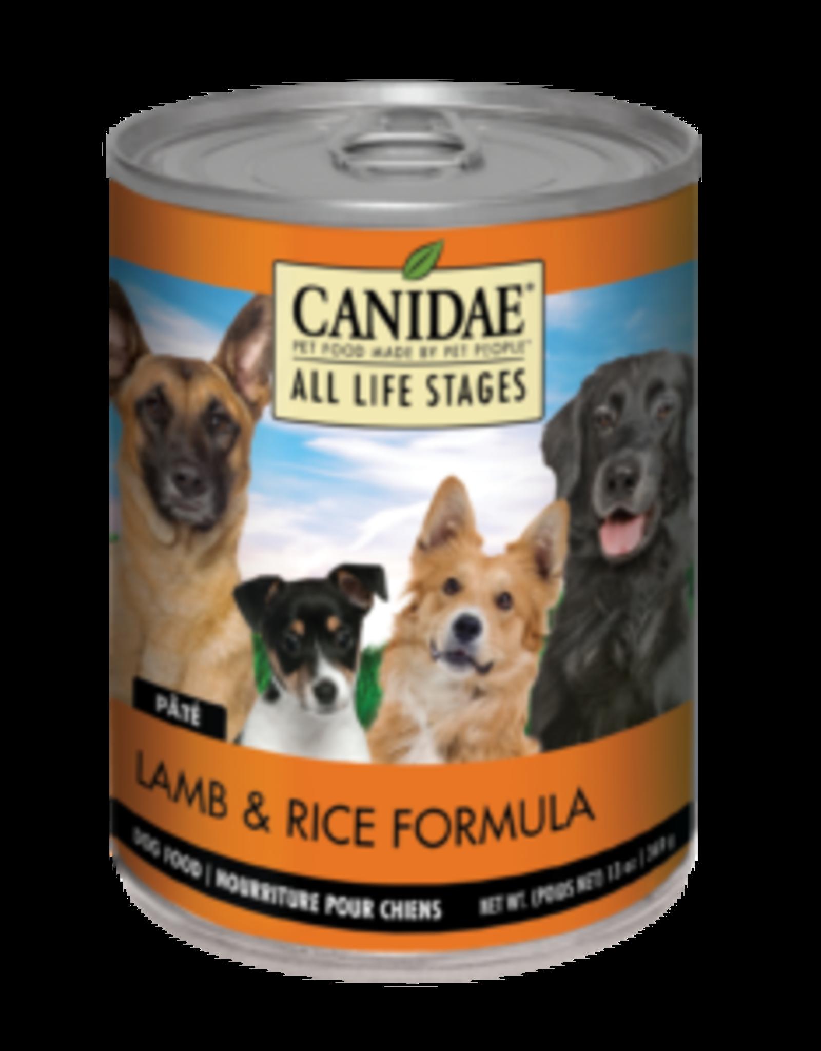 Canidae CANIDAE Lamb & Rice 13.2oz single