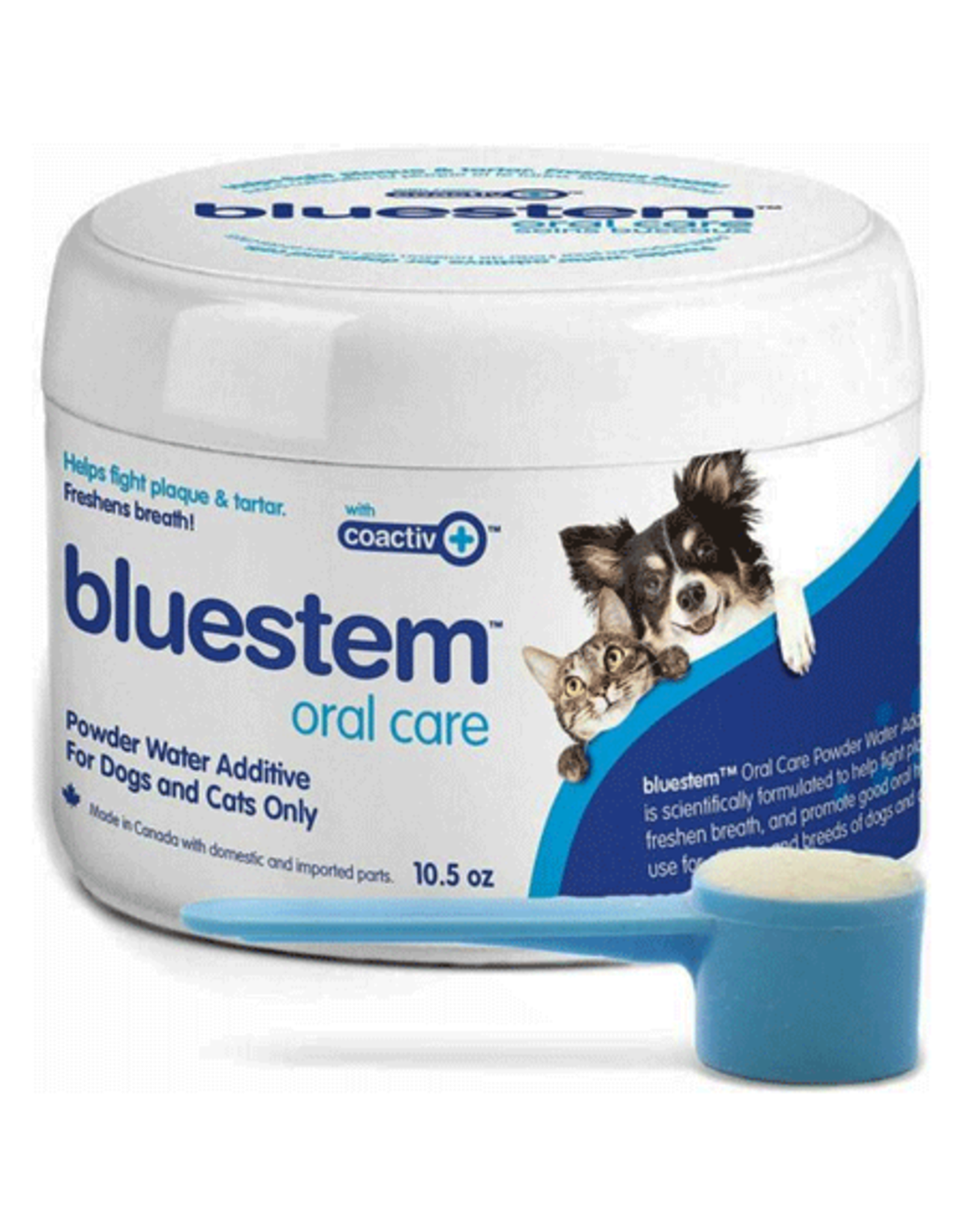 Bluestem Oral Care BLUESTEM Water Additive Powder 10.5oz