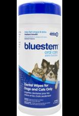 Bluestem Oral Care BLUESTEM Dental Wipes Vanilla Mint 60ct