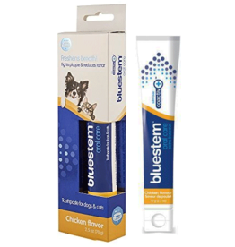 Bluestem Oral Care BLUESTEM Toothpaste Chicken 2.5oz