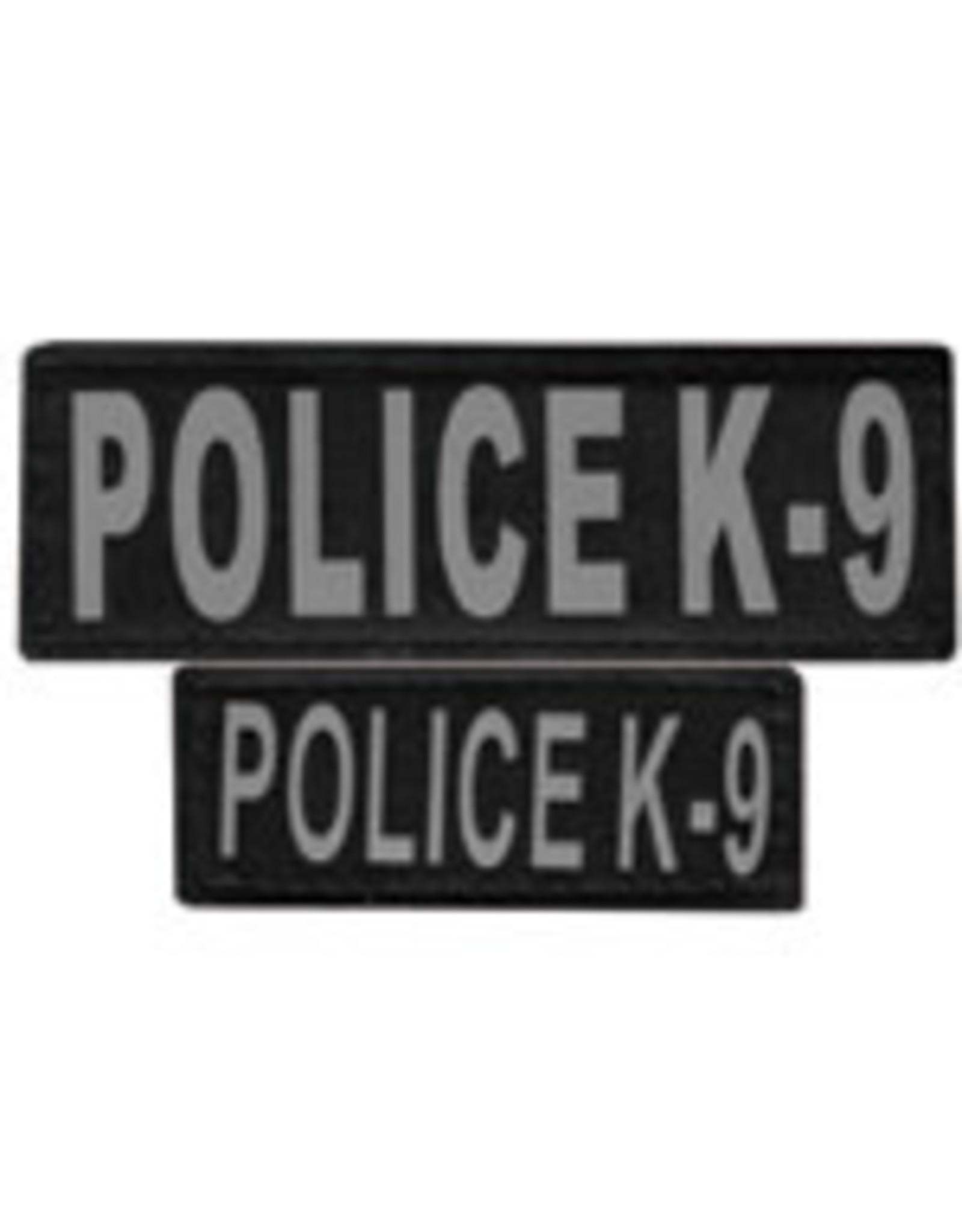 Dogline DOGLINE Velcro Patch Police K-9