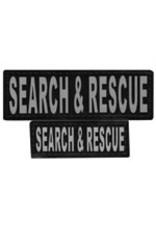 Dogline DOGLINE Velcro Patch Search  Rescue