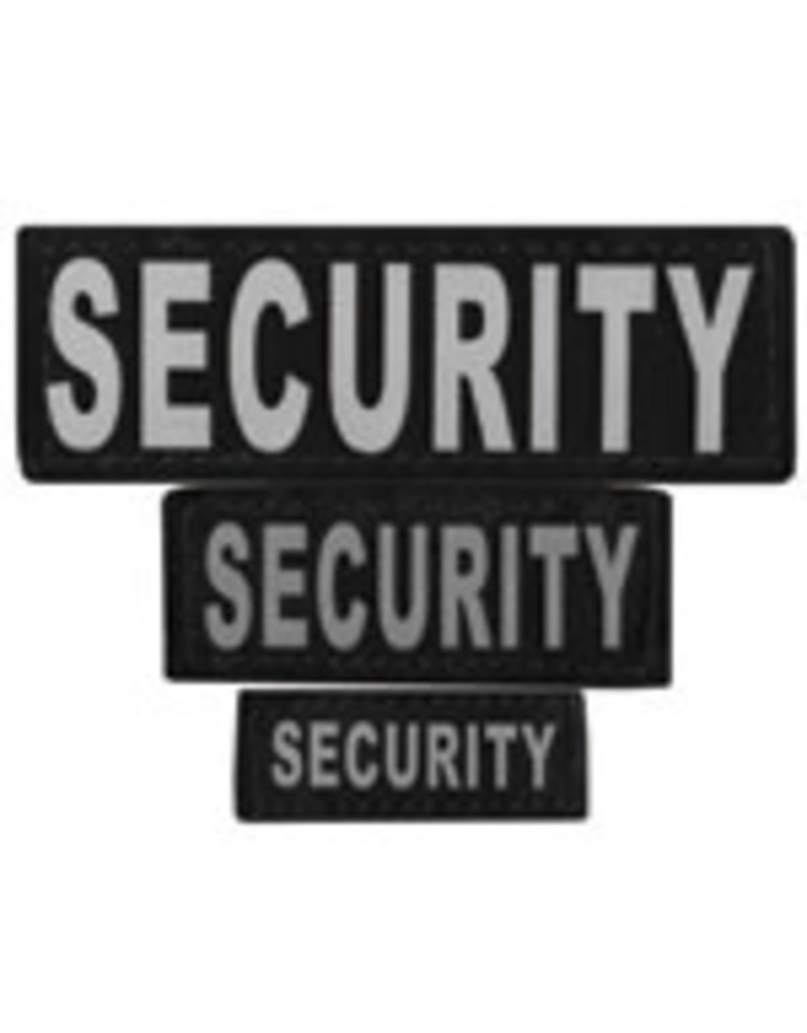 Dogline DOGLINE Velcro Patch Security