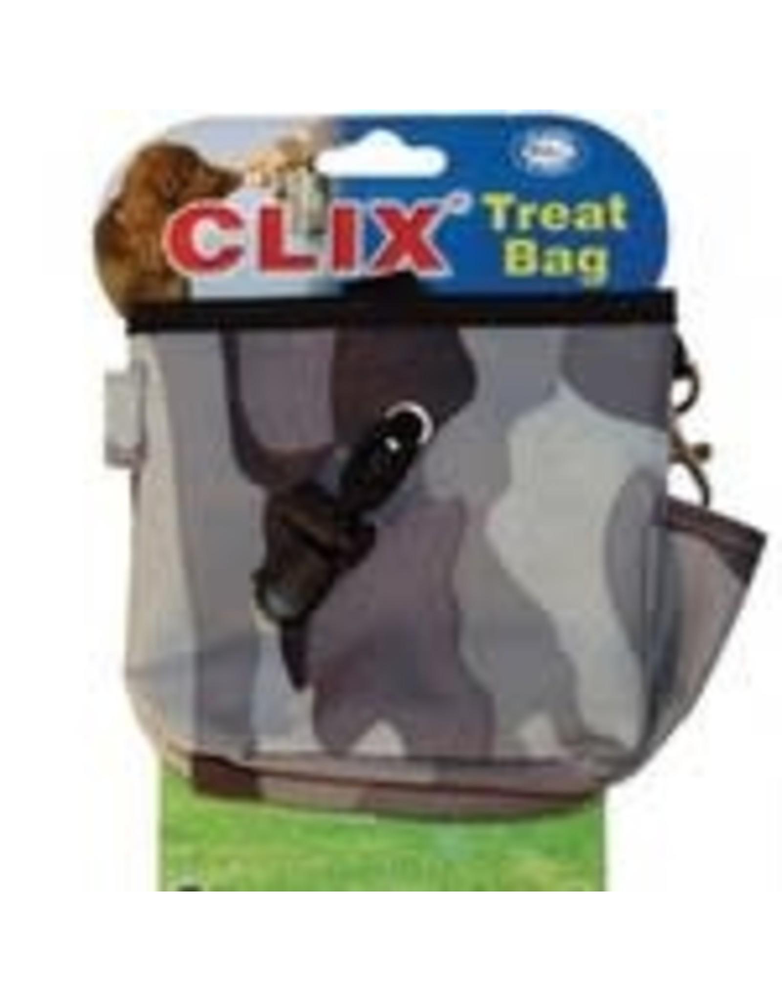 Company Of Animals COANIMALS Clix Treat Bag Grey Camo