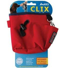 Company Of Animals COANIMALS Clix Treat Bag Red