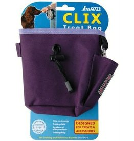 Company Of Animals COANIMALS Clix Treat Bag Purple