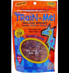 Crazy Pet CRAZY DOG TrainMe Treats Salmon 4oz Mini