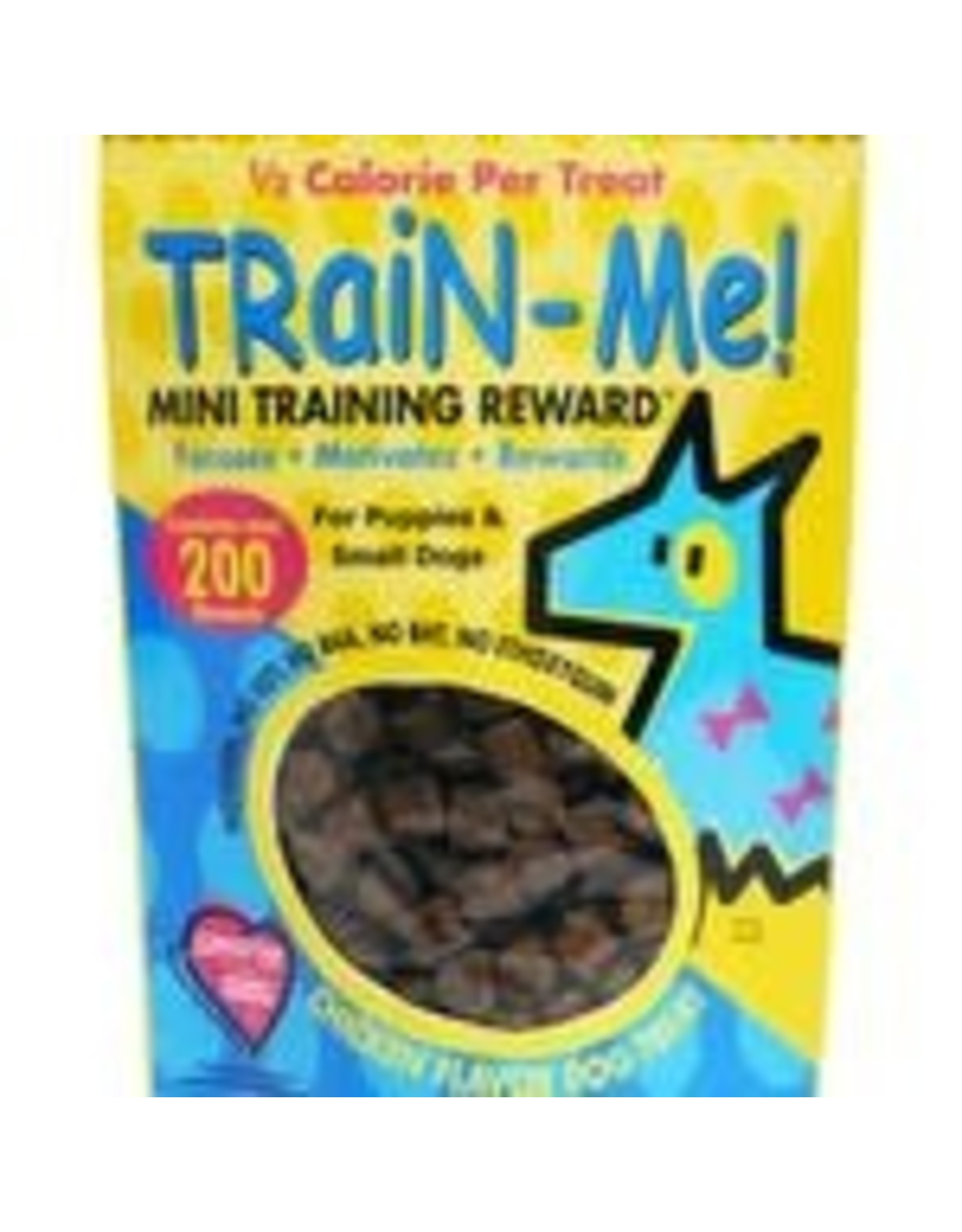 Crazy Pet CRAZY DOG TrainMe Treats Chick 4oz Mini