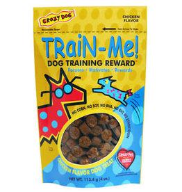 Crazy Pet CRAZY DOG TrainMeTreats Chicken 4oz