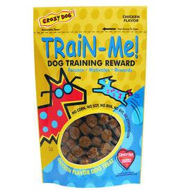 Crazy Pet CRAZY DOG TrainMe Treats Chicken 16oz