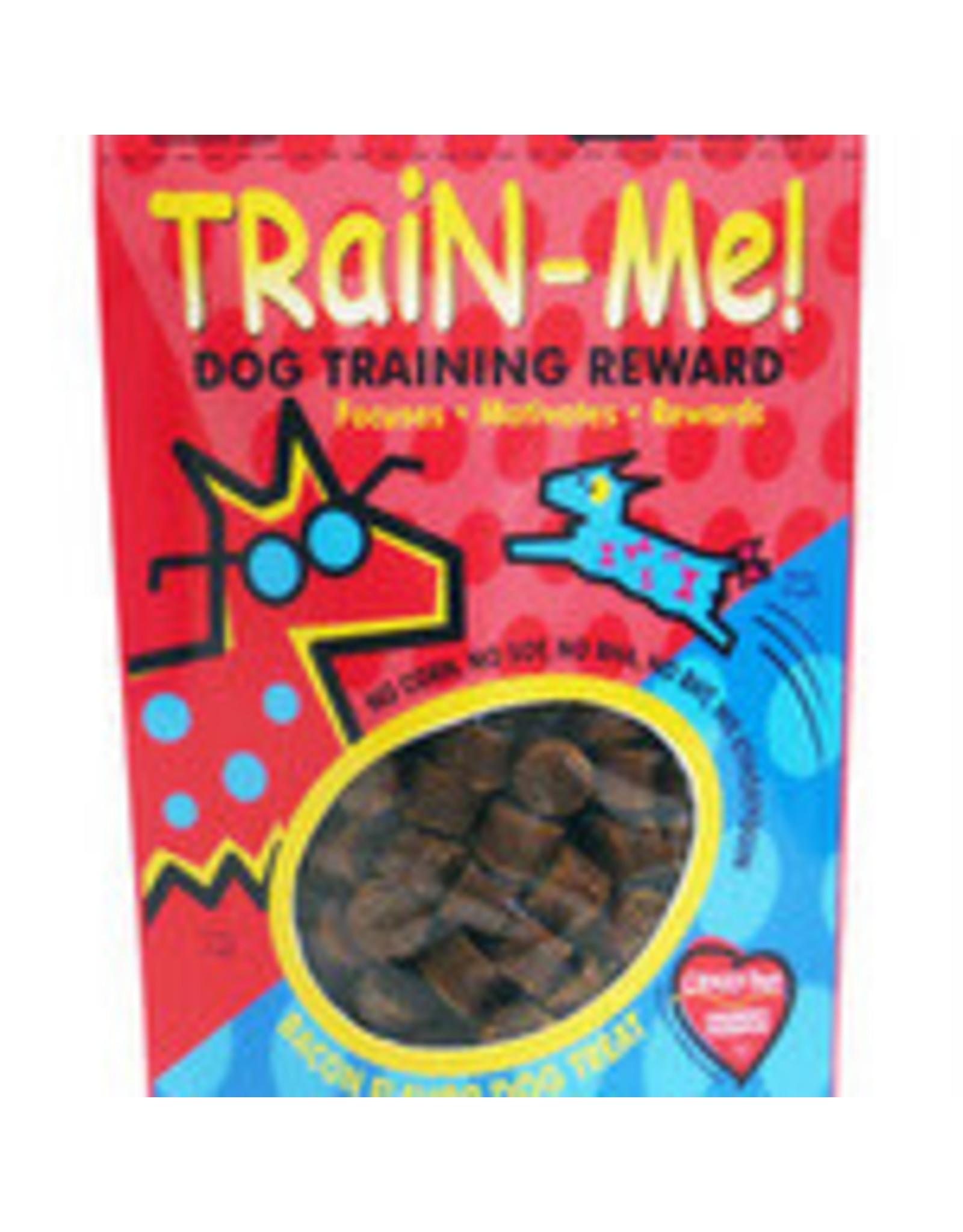 Crazy Pet CRAZY DOG TrainMe Treats Bacon 4oz