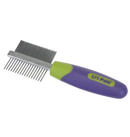 Coastal Pet Products LIL PALS Double-Sided Comb