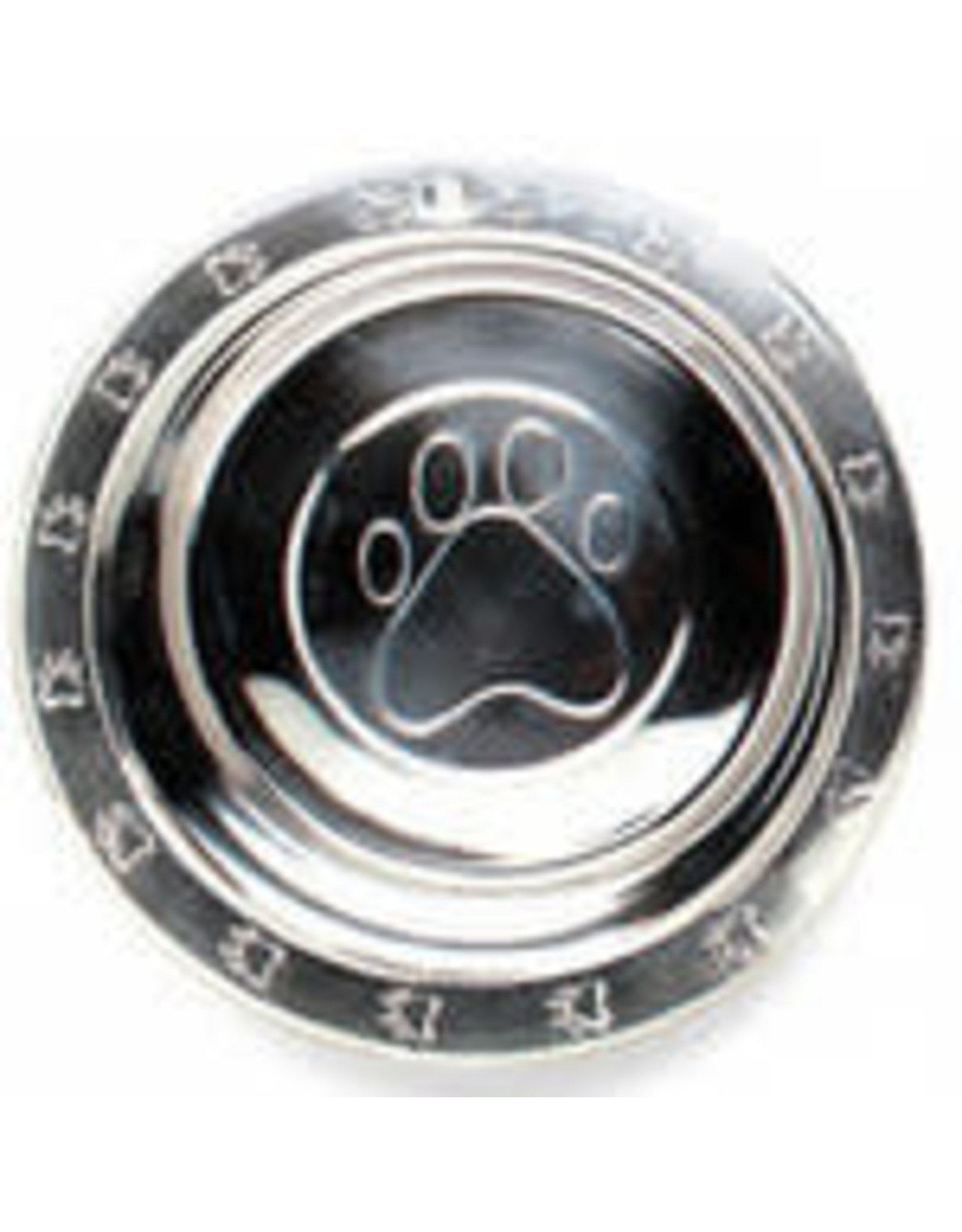 Ethical Pet Products ETHICAL Stainless Embossed Dish 1pt