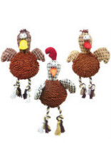 Ethical Pet Products ETHICAL Gigglers Chicken 12in Asst
