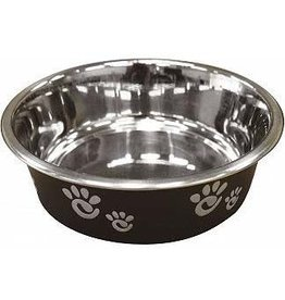 Ethical Pet Products BARCELONA Bowl Matte Licorice 16oz