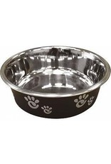 Ethical Pet Products BARCELONA Bowl Matte Licorice 32oz
