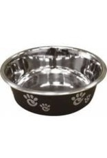 Ethical Pet Products BARCELONA Bowl Matte Licorice 8oz