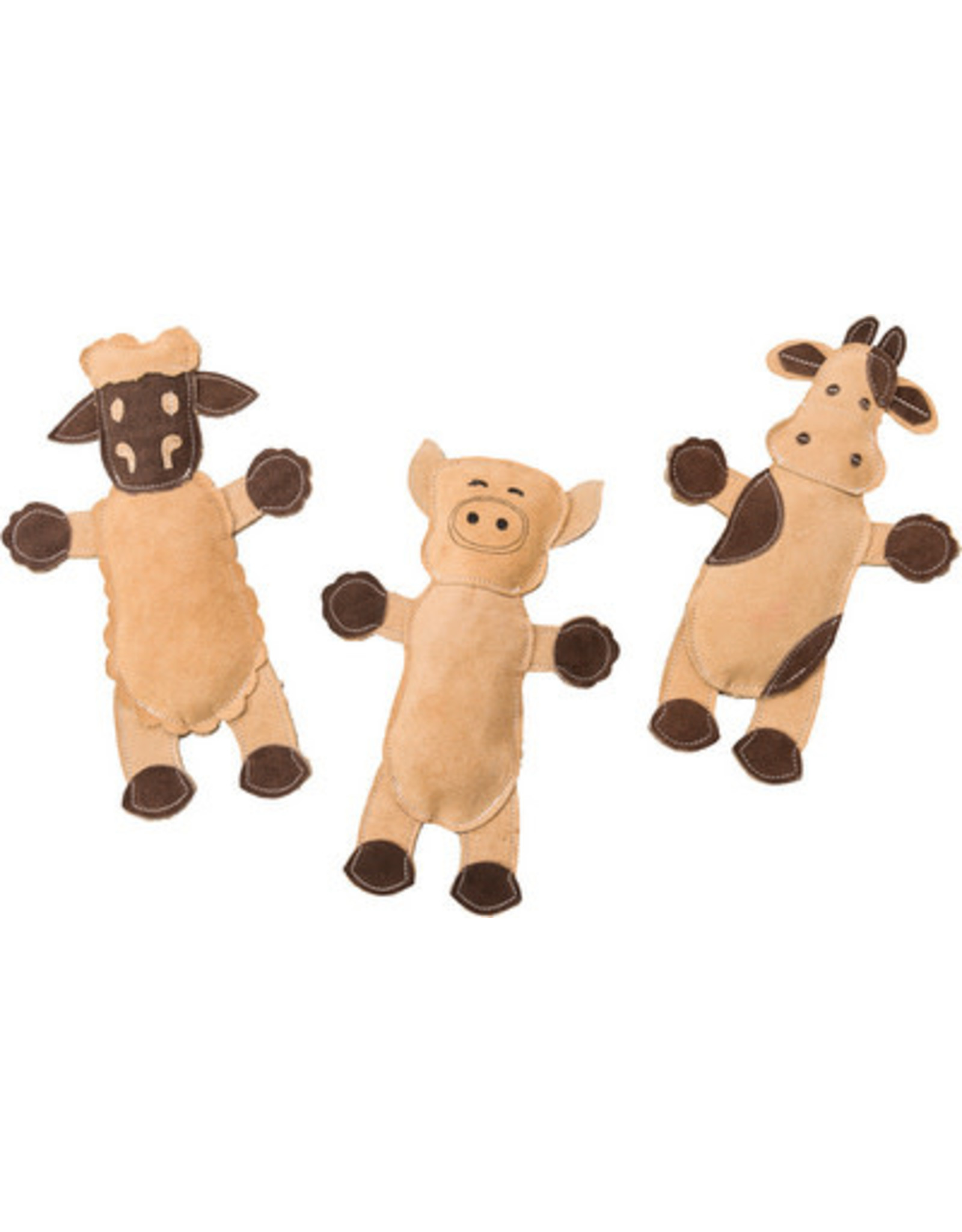 Ethical Pet Products DURA-FUSED Leather Barnyard Asst 11in