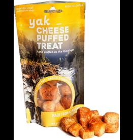 Best Buy Bones YAK CHEESE Puffed Treats 4oz