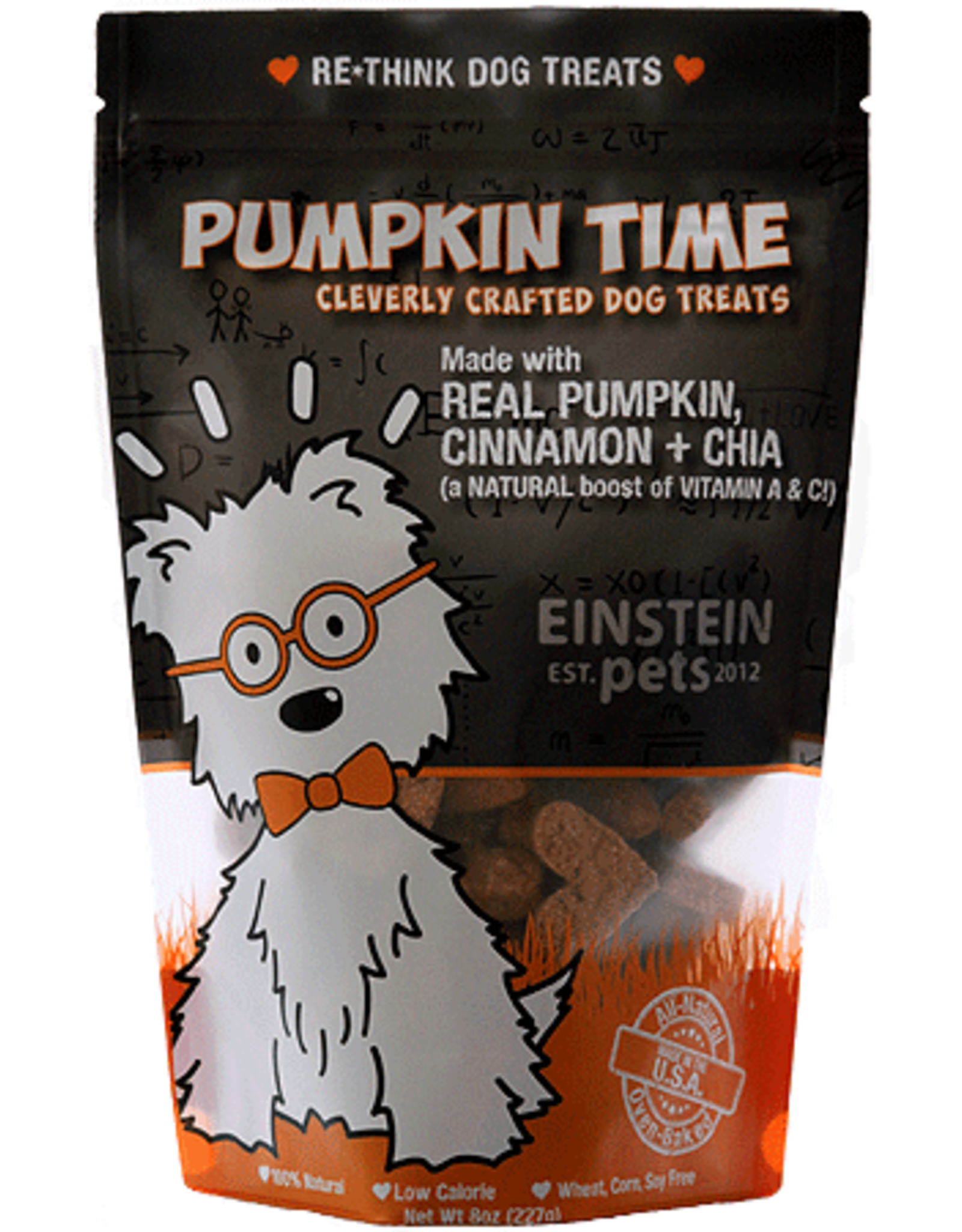 Einstein Pets EINSTEIN PETS Pumpkin Time 2oz