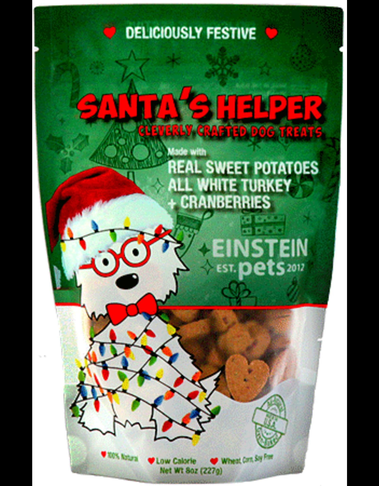 Einstein Pets EINSTEIN PETS Santas Helper 8oz