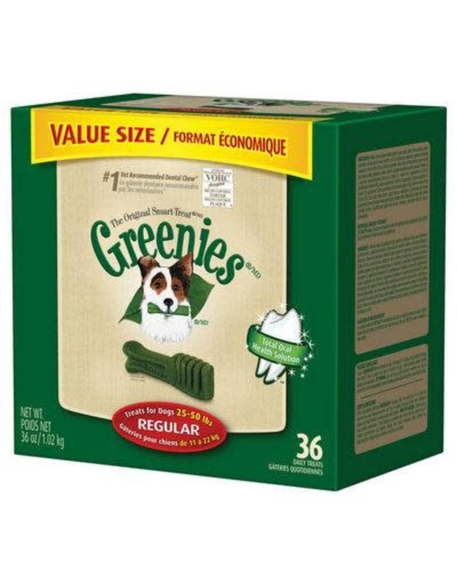 Greenies Greenies« Value Tub Regular 36oz