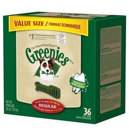 Greenies Greenies« Value Tub Regular 36oz