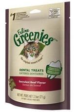 Greenies Greenies« Feline Beef 2.5oz