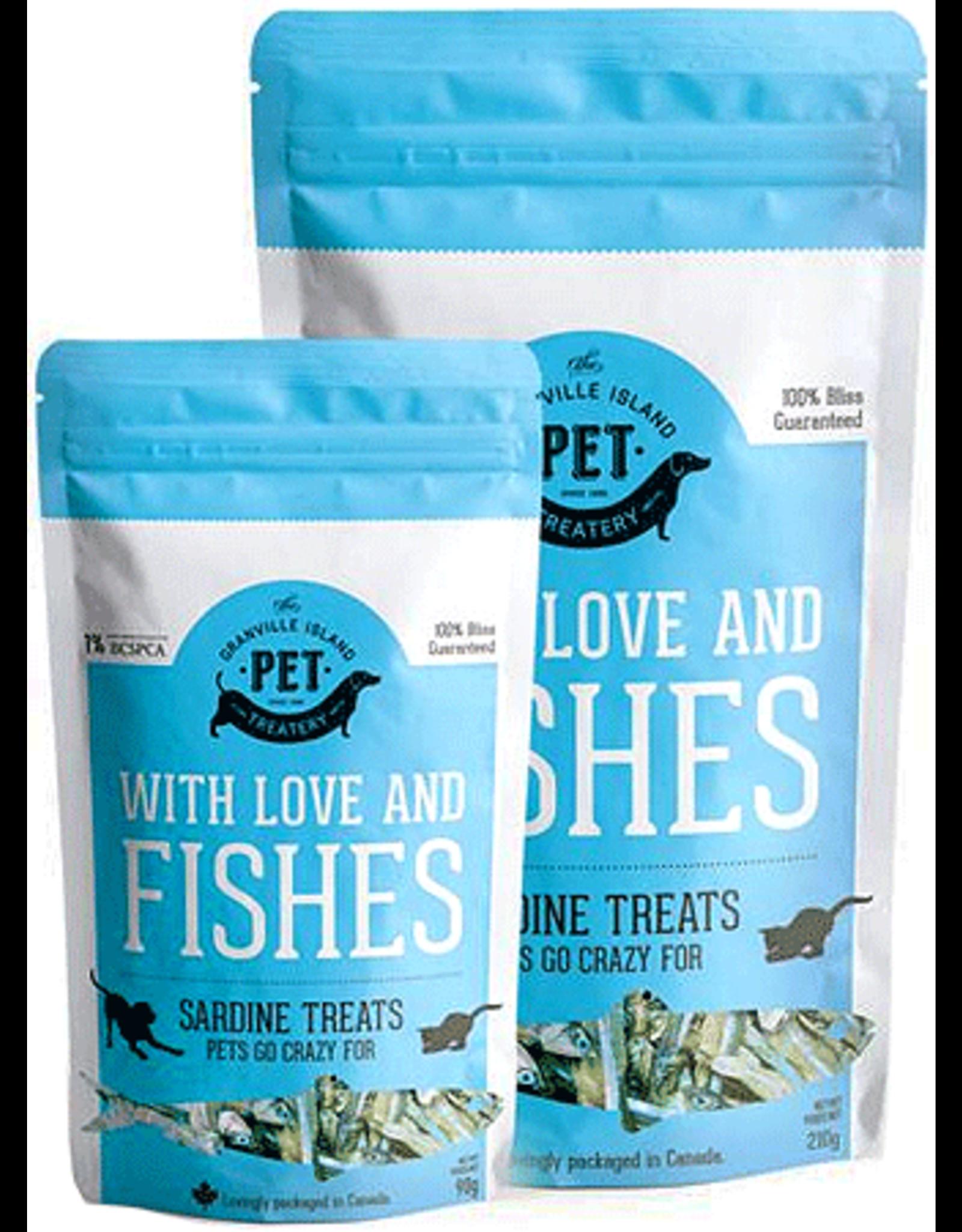 Granville Pet Treatery GRANVILLE Sardines 7.41oz
