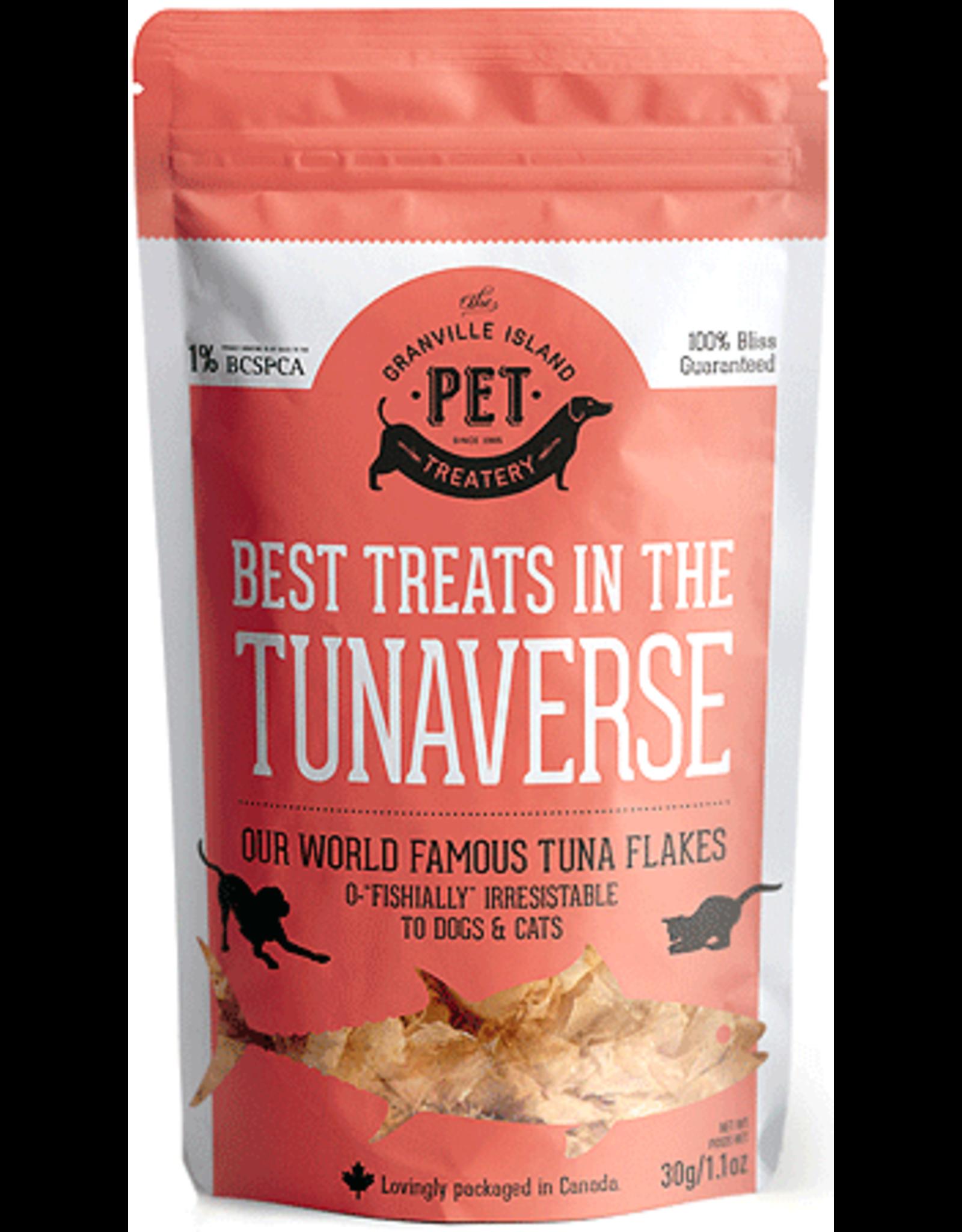 Granville Pet Treatery GRANVILLE Tuna Flakes 1.1oz