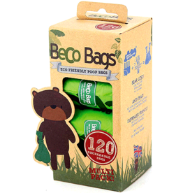 Beco Pets BECO Bags 120ct