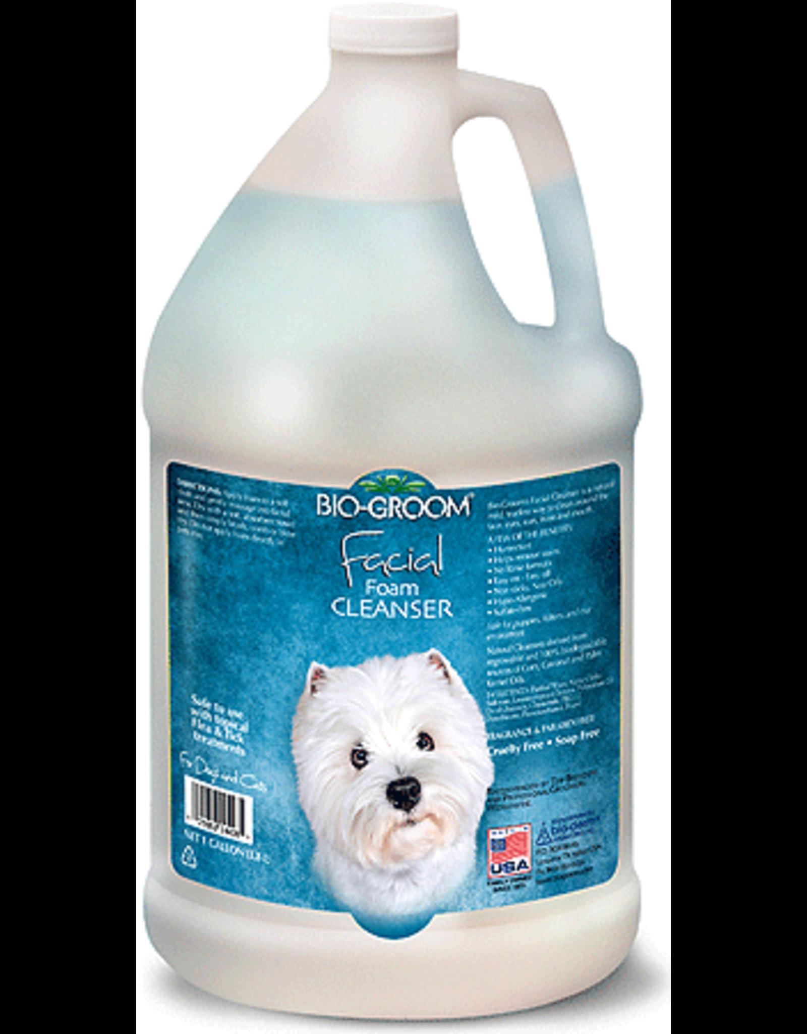 Biogroom BIOGROOM Facial Foam Cleanser G