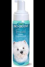 Biogroom BIOGROOM Facial Foam Cleanser 8oz