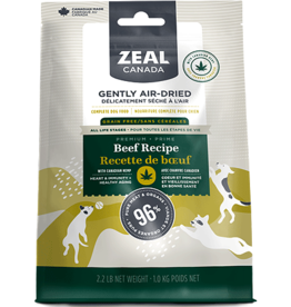 Canadian Jerky Co. ZEAL BeefHemp 22lb