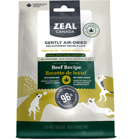 Canadian Jerky Co. ZEAL BeefHemp 1lb