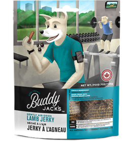 Canadian Jerky Co. BUDDY JACKS Jerky Lamb 2oz