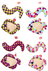 Ethical Pet Products ETHICAL Catch'n Release Cat Toy Asst